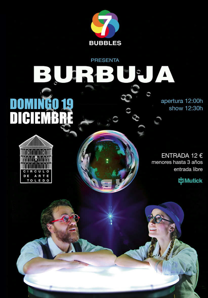 show burbuja